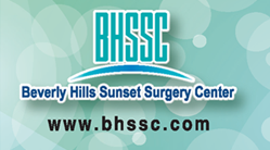 Silver Sponsor • Beverly Hills Sunset Surgery Center